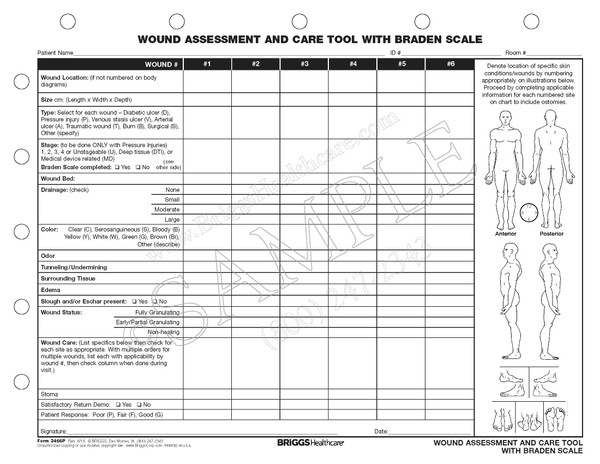 braden scale assessment form Form # mp5468 4/02 inh042102 reorder from: 800-438-8884 norton plus pressure ulcer scale assessment dates physical condition mental state activity.