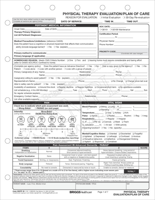 for children examples, filled out, generic minor, on occupational health medical consent form