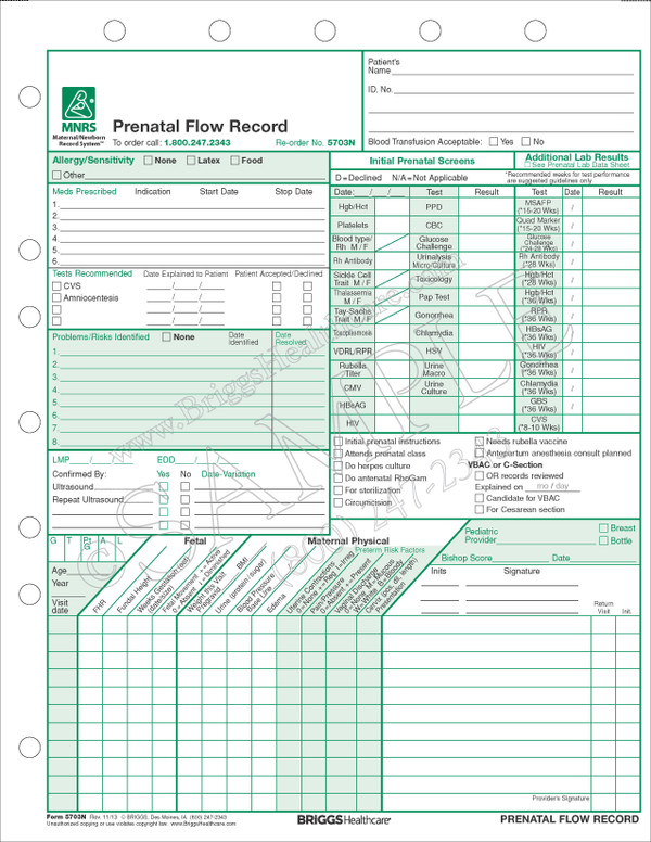 Home Care Business Forms