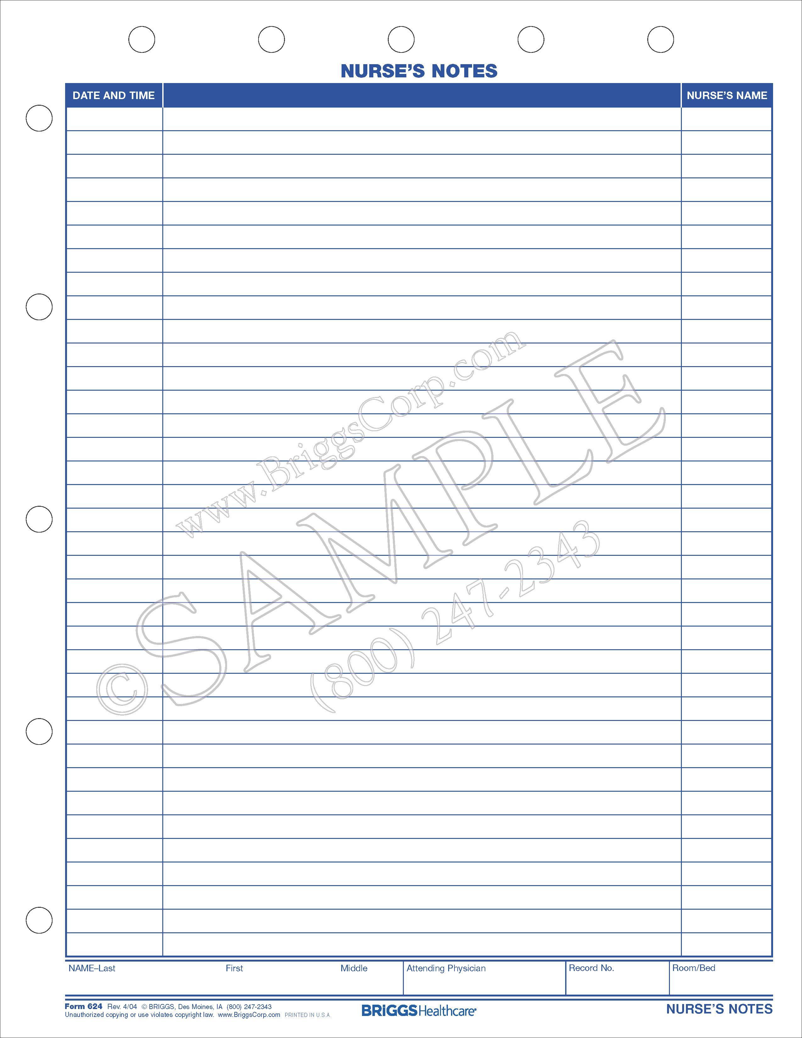 notes form - Parfu kaptanband co